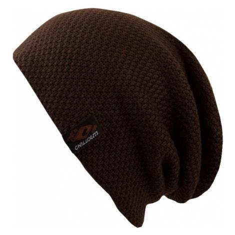 Chillouts Czapka 'Osaka Hat' ciemnobrązowy