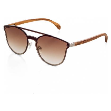 Okulary Przeciwsłoneczne Unisex   Luceo Bambusa Fuscus Woox