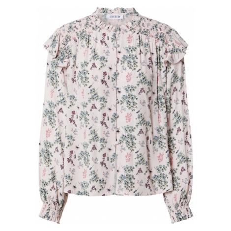 EDITED Bluzka 'Madita' jasnoróżowy / zielony
