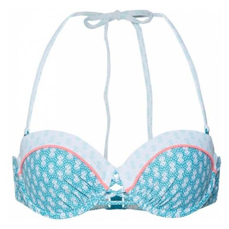 ESPRIT Góra bikini 'BELLPORT BEACH' turkusowy