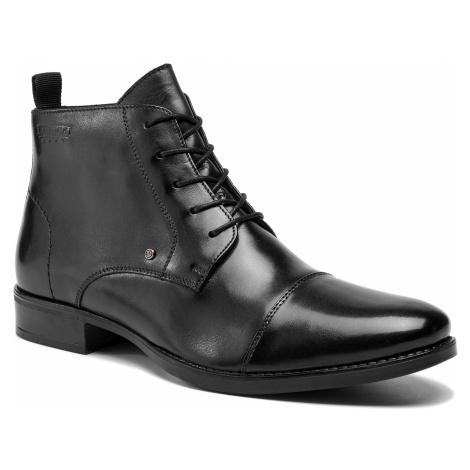 Trzewiki LASOCKI FOR MEN - MI08-C315-354-04 Black