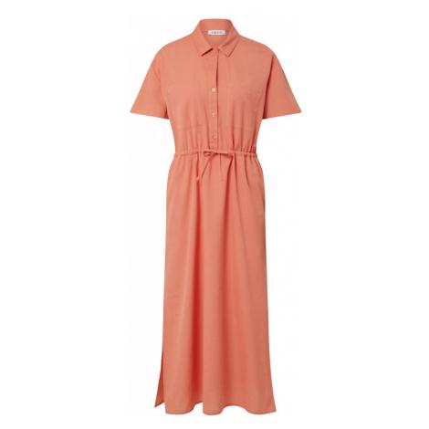 EDITED Sukienka koszulowa 'Betsy' pomarańczowy