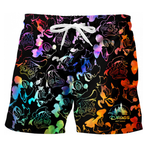 Men's swimwear Mr. GUGU & Miss GO Black walt dealer