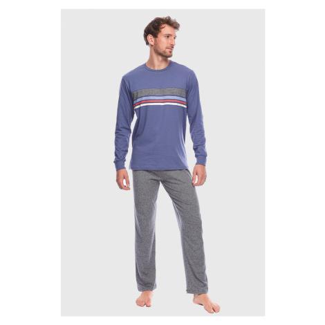 Niebieska piżama Randy Rossli