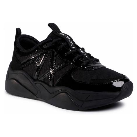 Sneakersy ARMANI EXCHANGE - XDX039 XV311 00002 Black