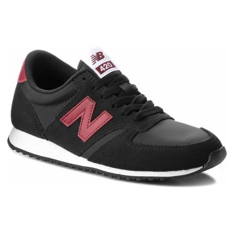 Sneakersy NEW BALANCE - U420BLK Czarny