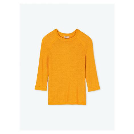 GATE Jednokolorowy sweterek