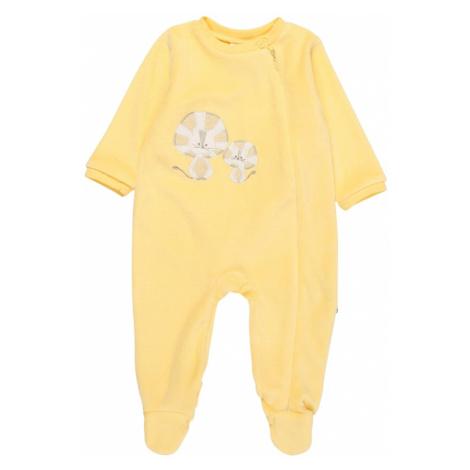 JACKY Piżama żółty