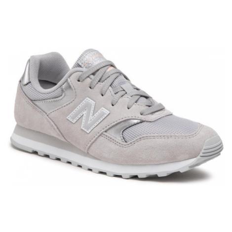 New Balance Sneakersy WL393MET Szary