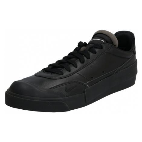 Nike Sportswear Trampki niskie 'Drop Type' czarny