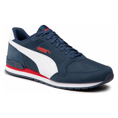 Sneakersy PUMA - St Runner V2 Nl 365278 03 Sargasso Sea/White/Sea