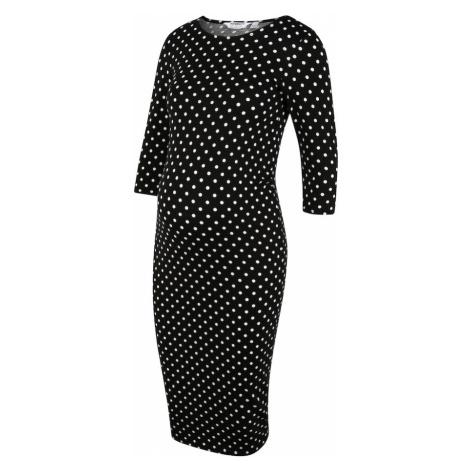 Dorothy Perkins Maternity Sukienka czarny / biały