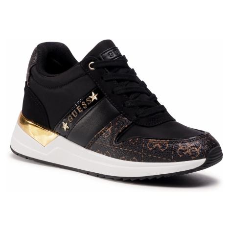 Sneakersy GUESS - Ravyn2 FL7RA2 FAL12 BLACK