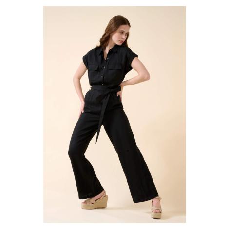 Kombinezon z szerokimi nogawkami Orsay