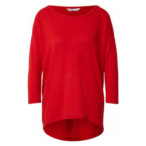 ONLY Koszulka 'ELCOS' czerwony