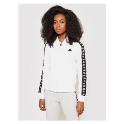 Kappa Bluza Imilia 309072 Biały Regular Fit