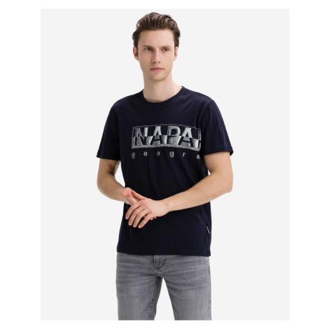 NAPAPIJRI niebieski męska koszulka Sallar