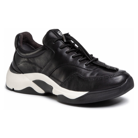Sneakersy TAMARIS - 1-23720-24 Black 001
