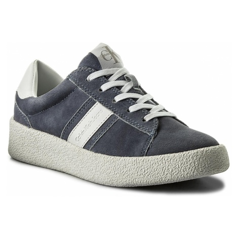 Sneakersy CALVIN KLEIN JEANS - Gaja R8782 Denim Blue/White