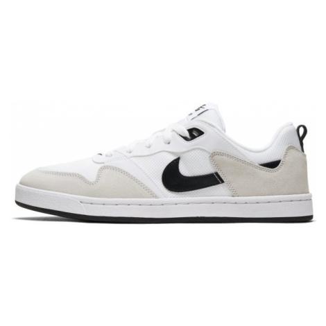 Buty do skateboardingu Nike SB Alleyoop - Biel