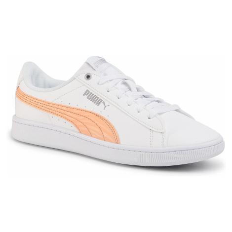 Sneakersy PUMA - Vikky V2 Zb 371110 02 White/Cantaloupe/Silver
