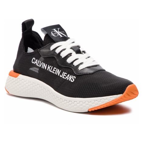 Sneakersy CALVIN KLEIN JEANS - Alexia R7808 Black