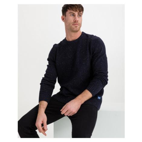 Blend Sweter Niebieski