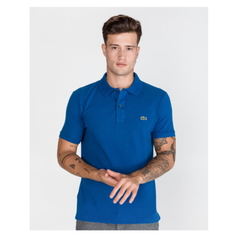 Lacoste Polo Koszulka Niebieski