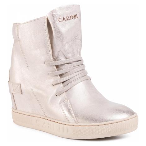 Sneakersy CARINII - B3519 NS-F76-000-000-B88