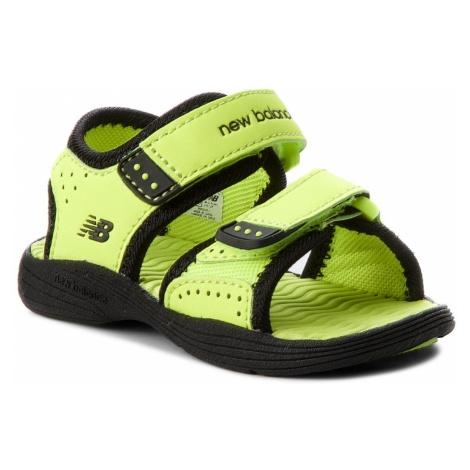 Sandały NEW BALANCE - K2004BY Żółty