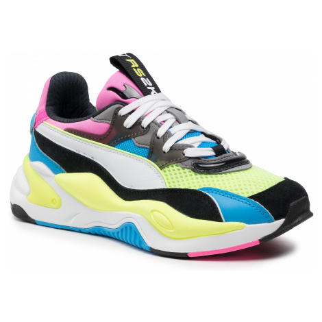 Sneakersy PUMA - Rs-2k Internet Exploring 373309 05 Puma Black/Fizzy Yellow/Puma Npor/Fizzy Jaun
