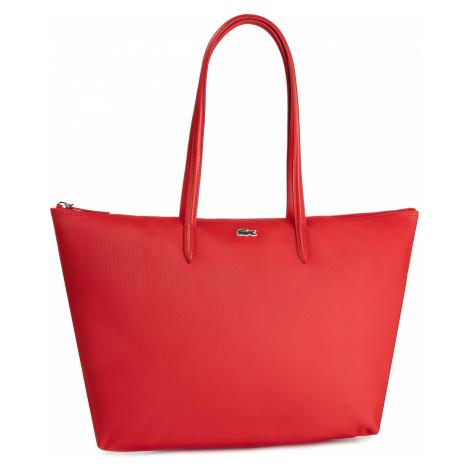 Torebka LACOSTE - L Shopping Bag NF1888PO High Risk Red 883