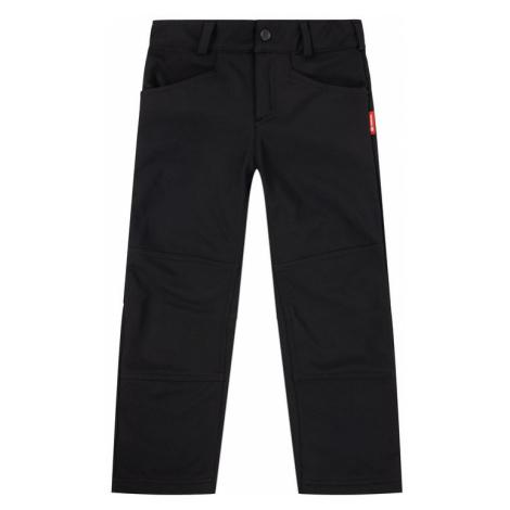 Reima Spodnie materiałowe 532189 Czarny Regular Fit