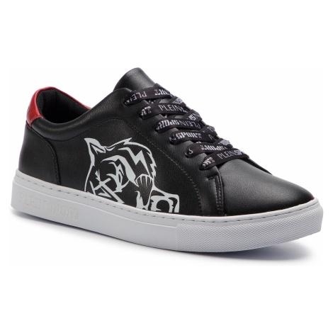 Sneakersy PLEIN SPORT - Lo-Top Sneakers Tiger S19S MSC2061 STE003N Black 01