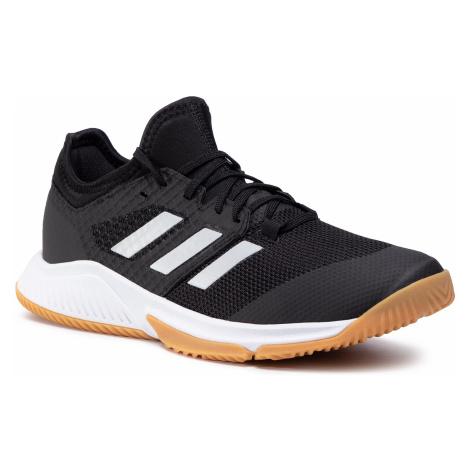 Buty adidas - Court Team Bounce M EF2642 Cblack/Silvmt/Ftwwht