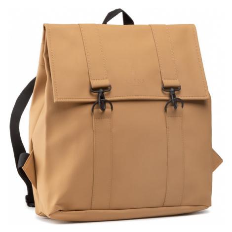 Rains Plecak Msn Bag 1213 Brązowy