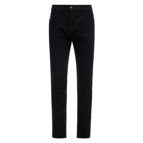 Trussardi Jeans Jeansy 370 Close Fantasty 52J00017 Czarny Regular Fit