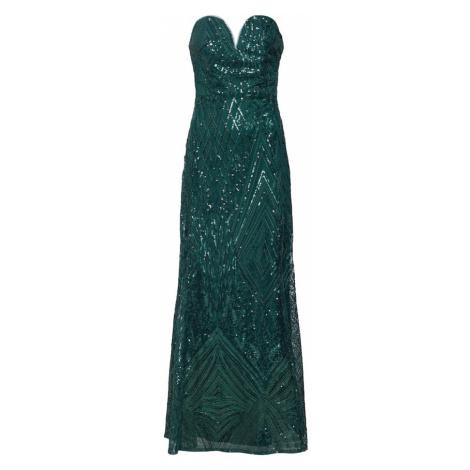 TFNC Suknia wieczorowa 'SAMAIRA MAXI' szmaragdowy