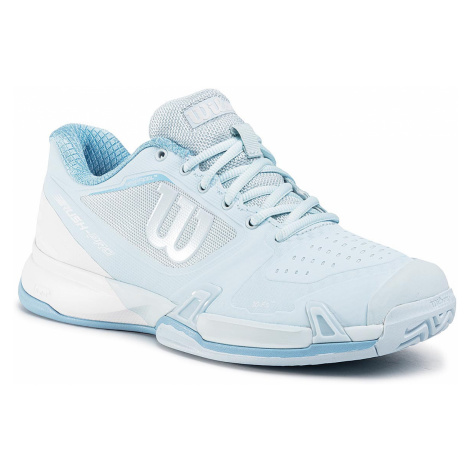 Buty WILSON - Rush Pro 2.5 2019 W WRS326440 Omphalodes/Wht/Alas Kanbl