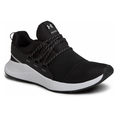 Buty UNDER ARMOUR - Ua W Charged Breathe Lace 3022584-001 Blk