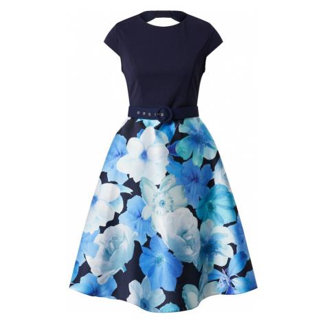 Dorothy Perkins Sukienka koktajlowa 'LUXE' niebieski