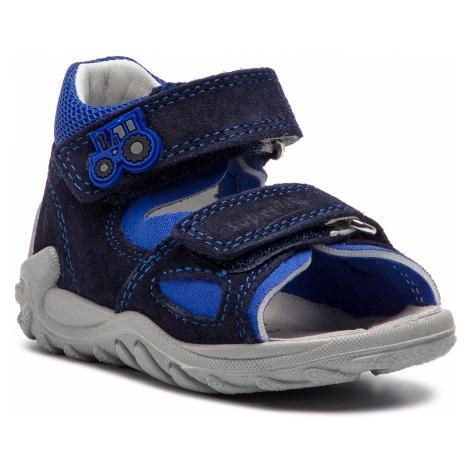 Sandały SUPERFIT - 4-09011-80 M Blau/Blau