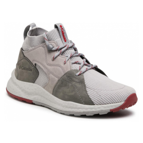 Columbia Sneakersy Sh/Ft Outdry Mid BL1020 Szary