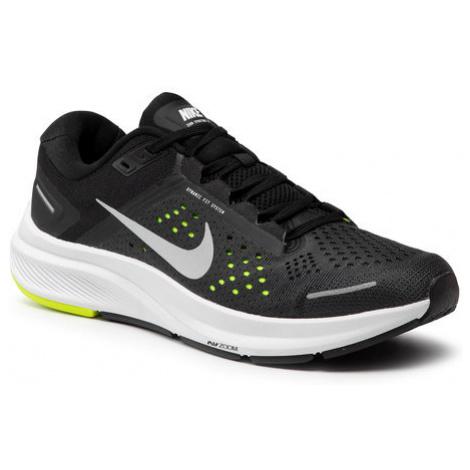 Nike Buty Air Zoom Structure 23 CZ6720 010 Czarny