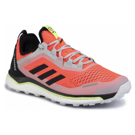 Buty adidas - Terrex Agravic Flow EF2116 Solred/Cblack/Gretwo