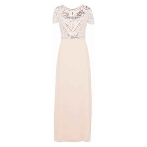 Boohoo Suknia wieczorowa 'BOUTIQUE FRANCESCA' różowy pudrowy