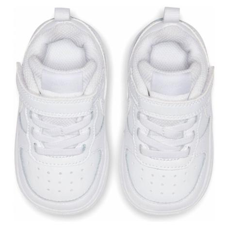 Nike Court Borough Low 2 Buty dla niemowląt/małych dzieci