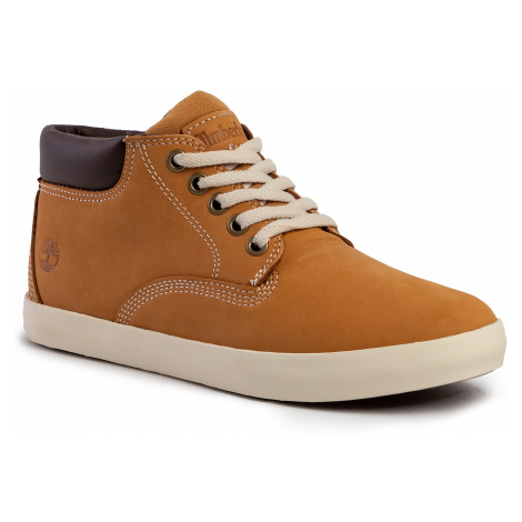 Sneakersy TIMBERLAND - Dausette Chukka TB0A1KKQ231 Wheat Nubuck