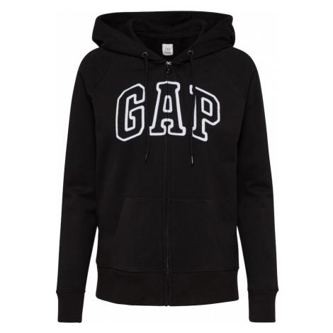 GAP Bluza rozpinana czarny