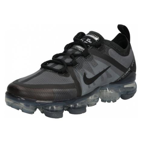 Nike Sportswear Trampki 'Air Vapor Max' czarny / nakrapiany szary